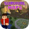 Maps for Minecraft PE Pocket Edition - Survival