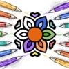 Coloring Book for Adults - Color Paper, Art Pages