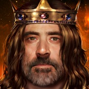 Evony - The King's Return (iPhone, iPad) US - Non incent App Icon