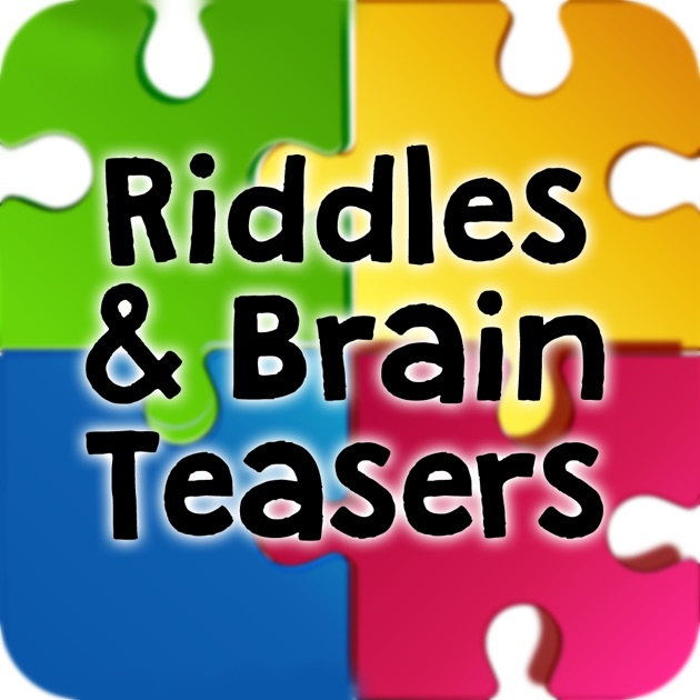Riddles & Brain Teasers With Answers on the App Store