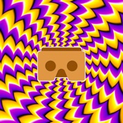 VR Optical Illusions for Google Cardboard hacken