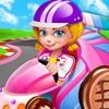 Candy Rush Racer: Car Salon!