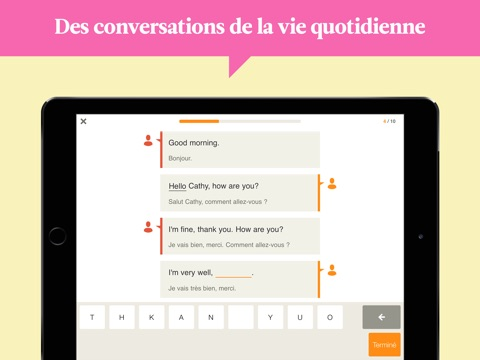 Babbel – Learn Languages screenshot 2