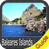Baleares Islands - GPS Map Navigator