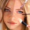 Visage makeup editor: beauty camera, photo retouch