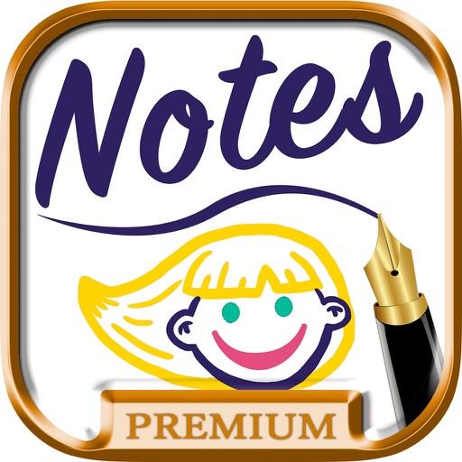 Text-Notizen Und Zeichnen Auf Fotos