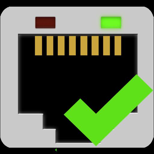 Ethernet-Status - LAN-Netzwerk