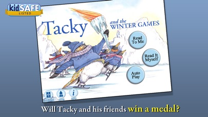 Tacky And The Winter Games review screenshots