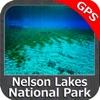 Nelson Lakes National Park GPS charts Navigator