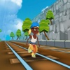 Girl Train Rush 3d rail rush