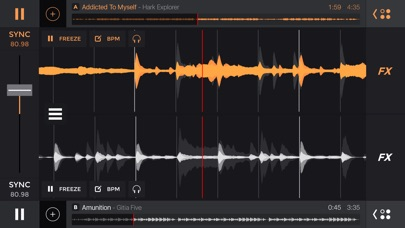 edjing Pro - dj controller screenshot 5