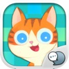 Cute Cat Stickers & Emoji Keyboard By ChatStick
