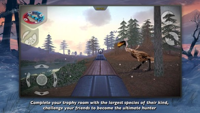 Screenshot #10 for Carnivores: Ice Age Pro