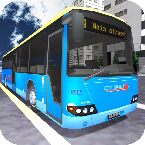 Tourist Bus Transport 3D: City Outdoor Road Trips iOS App