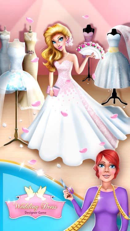 wedding dress designer game fashion studio