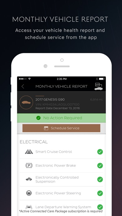 Genesis Intelligent Assistant on the App Store