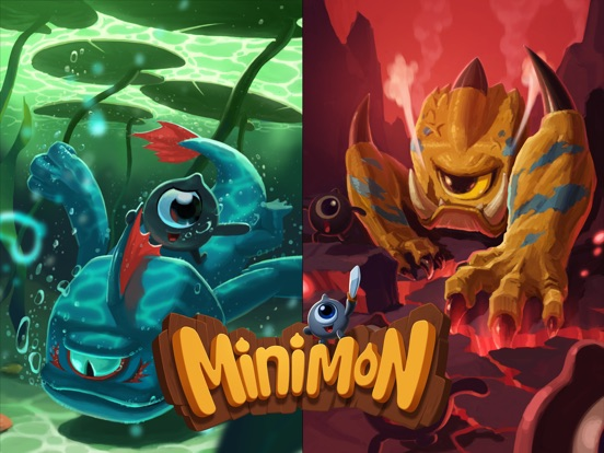Минимон: Приключение Миньонов на iPad