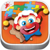 Toddler Kids Puzzles Puzzingo - UK English