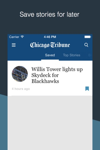 Chicago Tribune screenshot 4