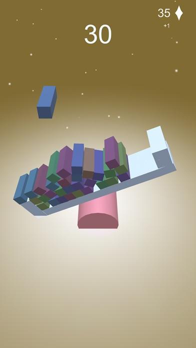Balance - Stack blocks and don't fall Screenshot