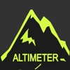 Altimeter with photo stamp .Z12