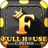 Full House Casino HD — Free Slots Free Table Games