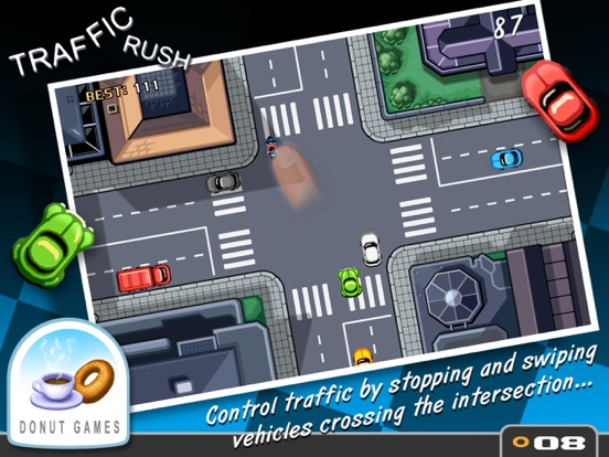 Screenshots of Traffic Rush for iPad