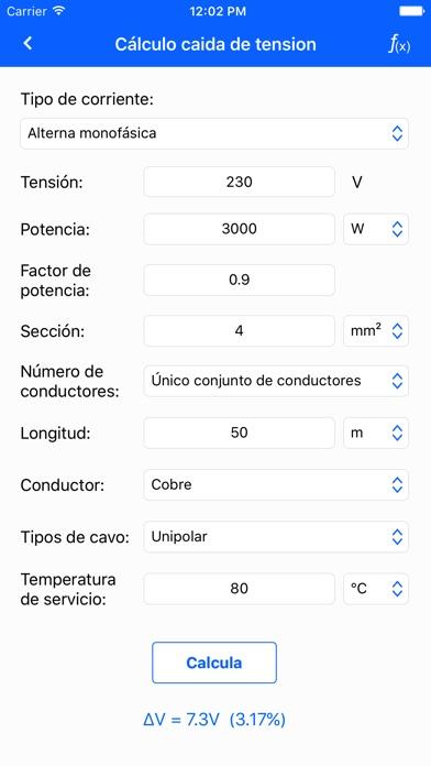 download Cálculos Eléctricos PRO apps 1