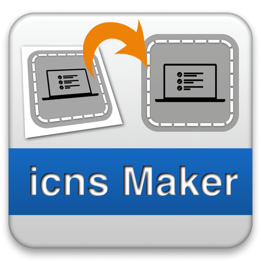 icns Maker (Convert image to icon icns)