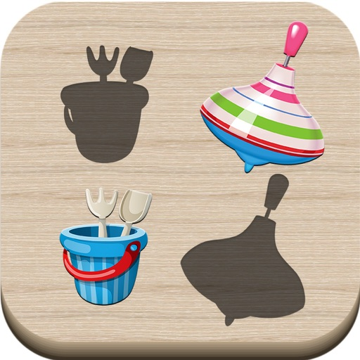 Puzzle for kids - Toys iOS App