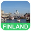 Финляндия Оффлаин Карта - PLACE STARS