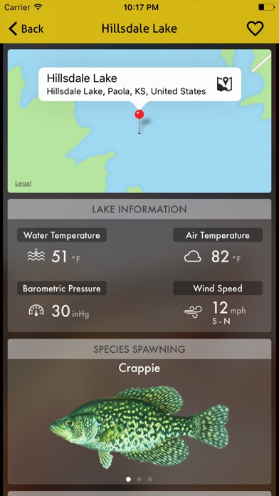 Catchtracker from on the app store for Fish tracker app