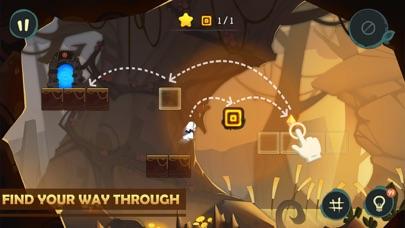Path Through the Forest iOS Screenshots