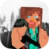 Skins For Walking Dead For Minecraft PE dead yourself