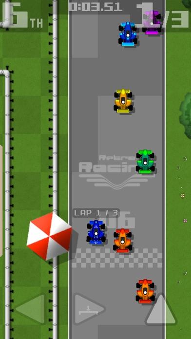 Screenshot #6 for Retro Racing