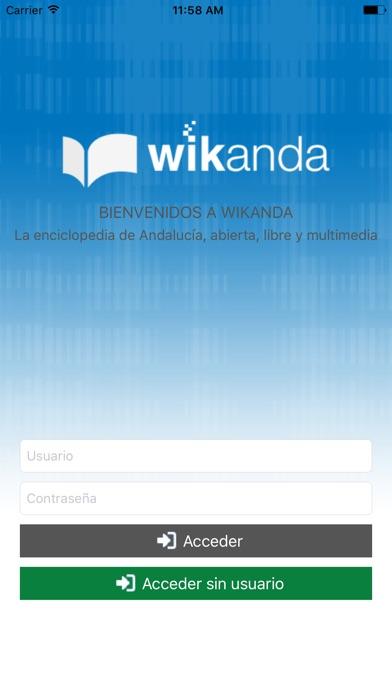 Screenshot #6 for Wikanda