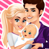 My New Baby Story - Makeup Spa & Dressup Kids Game