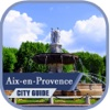 Aix-en-Provence Offline City Travel Guide