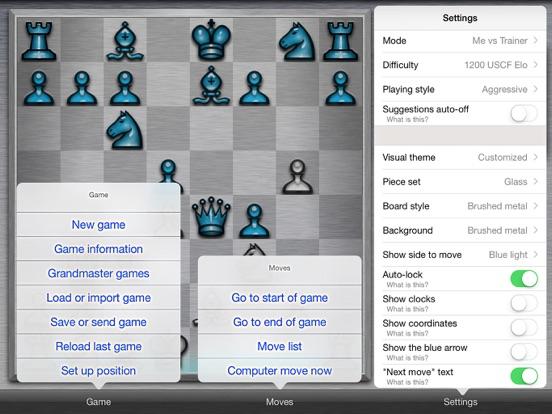 Игра Chess Pro - with coach