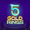 ITV - 5 Gold Rings UK  artwork
