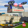 Drone Rescue Ambulance Simulator 3D Helicopter PRO App