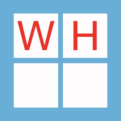WH Questions - Bingo App