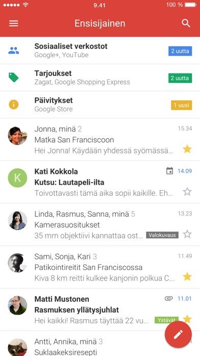sähköposti gmail com sisäänkirjautuminen Kerava