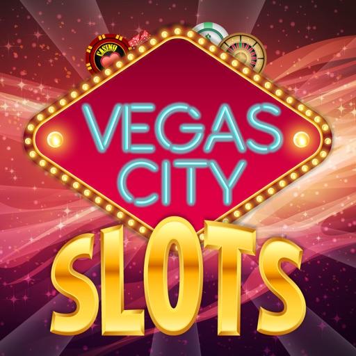 Vegas City Jackpot Slots iOS App