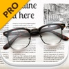 Pocket Glasses Pro - Magnifier with LED Flashlight iphone and