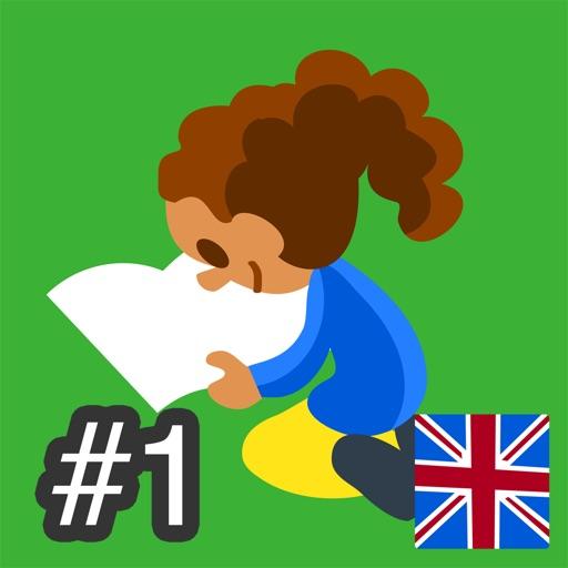 ReadingKidz EN#1 Icon