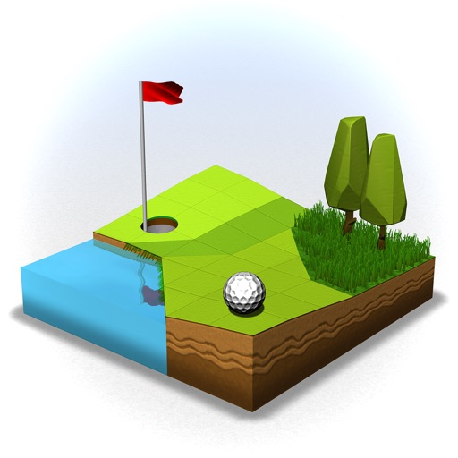 OK Golf app for ipad
