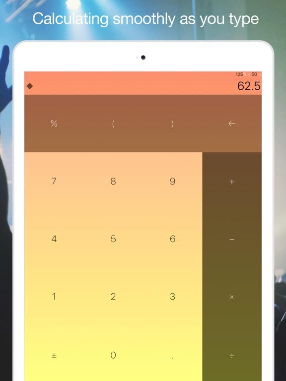 Classicalc calculator Screenshots