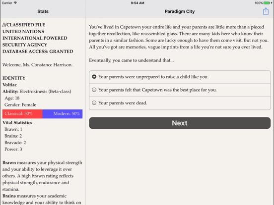 Paradigm City для iPad
