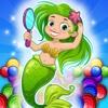 POP Mermaid 3 Bubble Shooter - Popping Bubbles